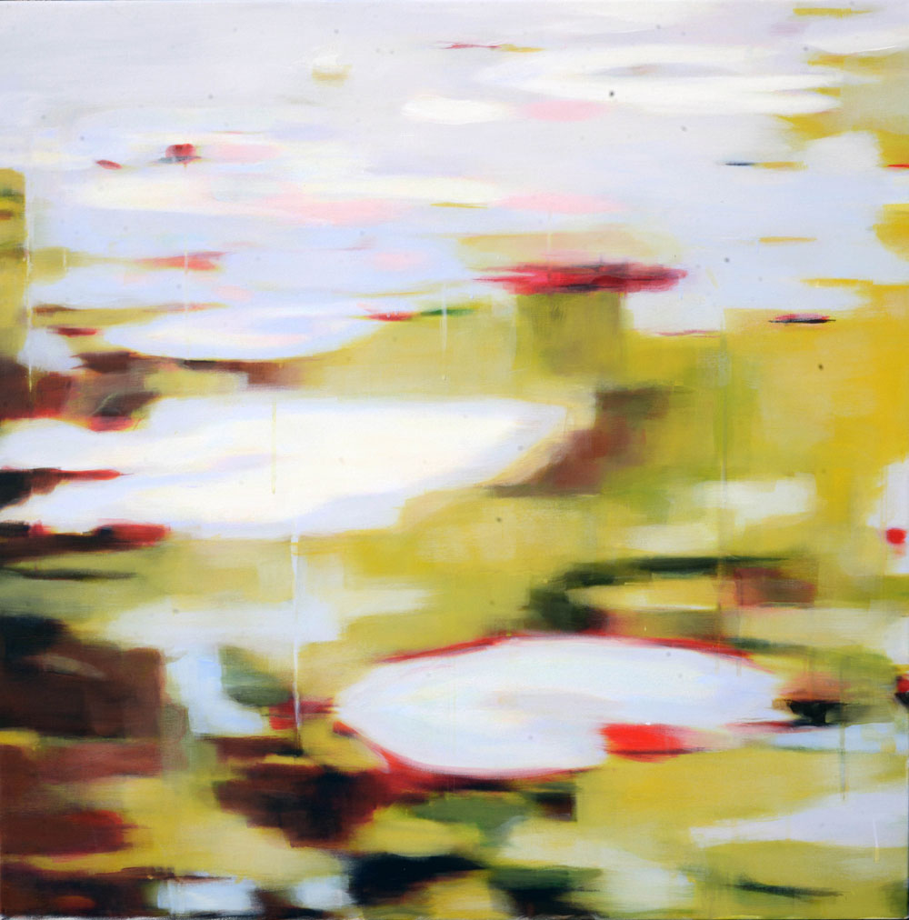 Water lilies, 2017